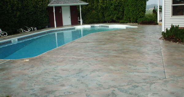 stained-concrete-pool-deck